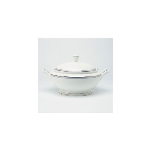 Noritake Aegean Mist 67 oz. Covered Vegetable Dish