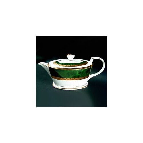 Noritake Fitzgerald Tea Pot
