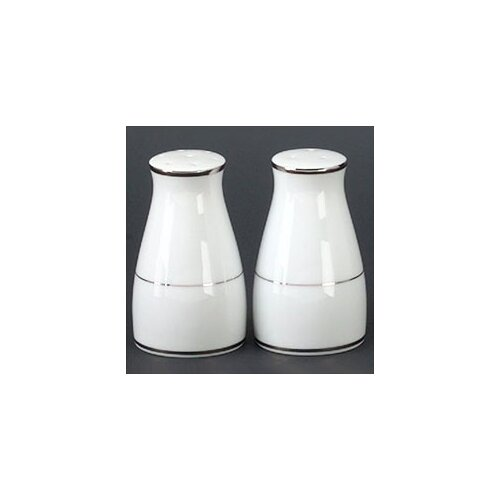 "Noritake Spectrum 3 1/4"" Salt and Pepper Shaker Set"