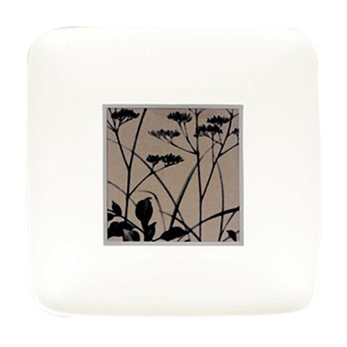 "Noritake Twilight Meadow 7.5"" Small Square Plate"