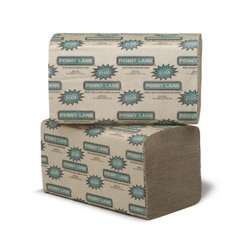 Penny Lane Single fold Paper Towel in Natural