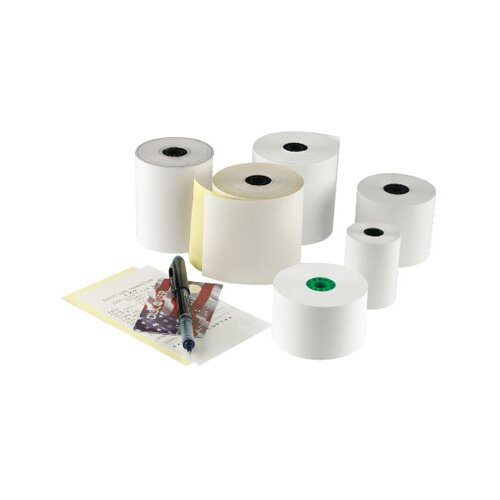 "National Checking Company™ 2.25"" x 2400"" RegistRolls Thermal Point-of-Sale Roll in White"