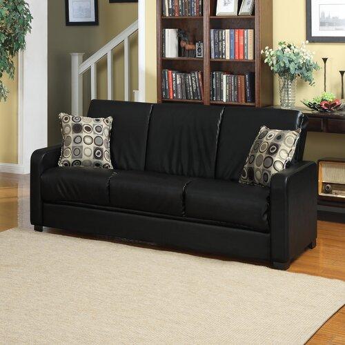 Convert-A-Couch Convertible Sofa