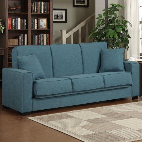 Puebla Convert-a-Couch Full Convertible Sofa