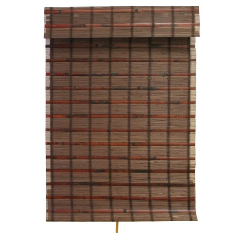 Sunset Eco-Friendly Cordless Woven Rayon Roman Shade
