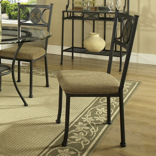 Steve Silver Furniture Carolyn Side Chair & Reviews  Wayfair