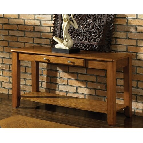 Steve Silver Furniture Nelson Console Table & Reviews