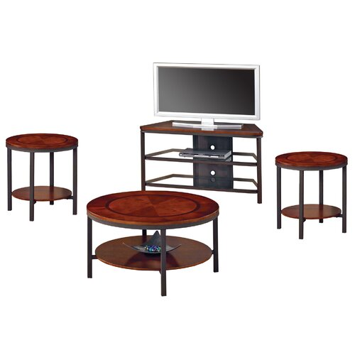 Trisha 3 Piece Coffee Table Set