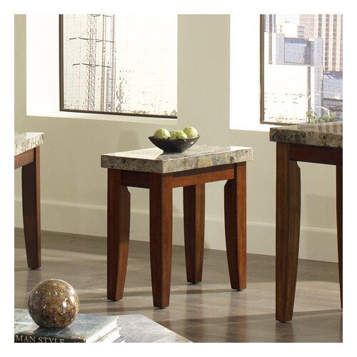 Steve Silver Furniture Montibello End Table