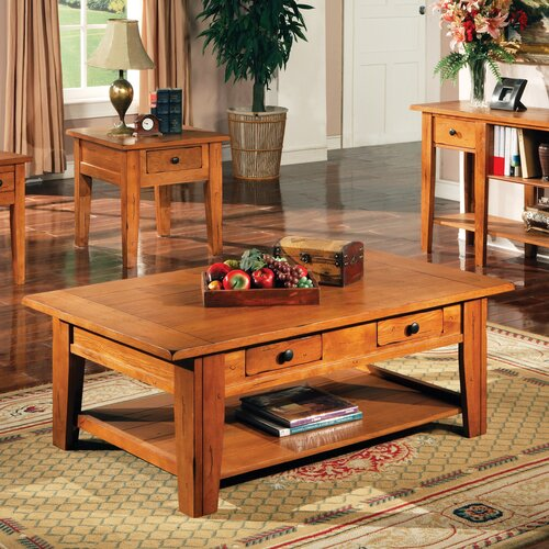 Steve Silver Furniture Liberty Coffee Table