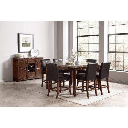 "Steve Silver Furniture Clayton 18"" Bar Stool"
