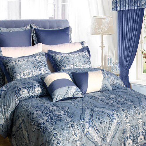 Tribeca Living Atlantis 12 Piece Bed in a Bag Set