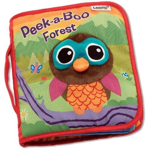 Peek A Boo Forest Soft Book