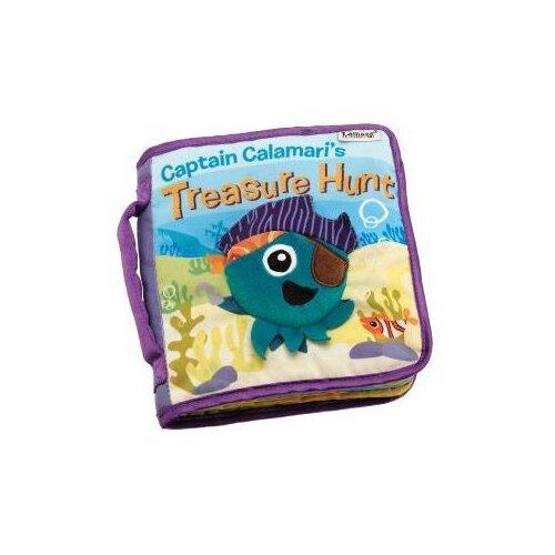 Captain Calamari's Treasure Hunt Soft Book
