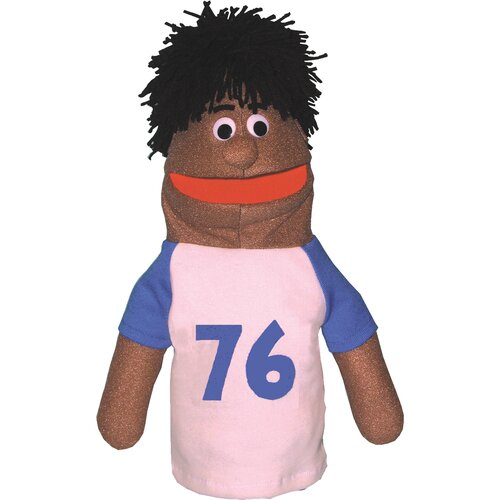 Get Ready Kids Sports Boy Puppet