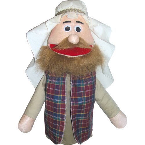 "Get Ready Kids 16"" Bible Poor Man Puppet"