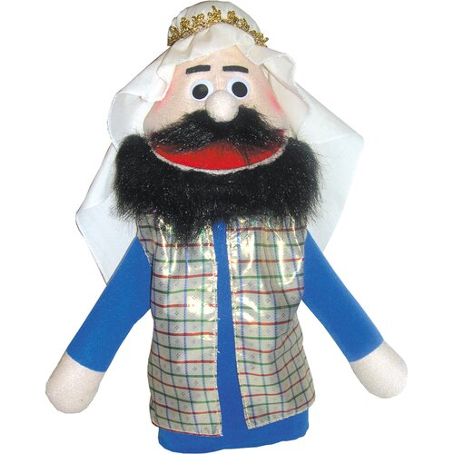Get Ready Kids Bible Rich Man Puppet