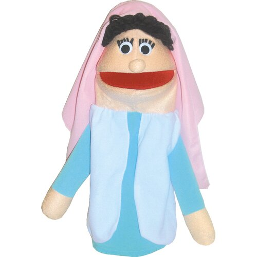 Get Ready Kids Bible Woman Puppet