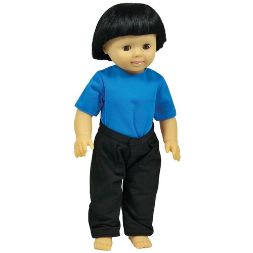 Asian Boy Doll
