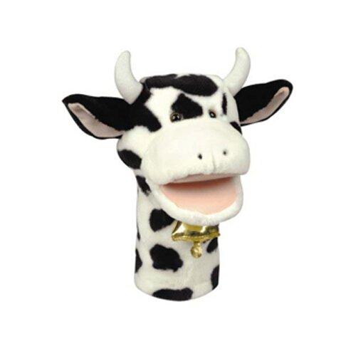 Plushpups Hand Puppet Cow