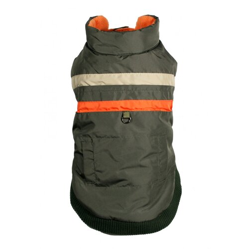Hip Doggie Urban Ski Dog Vest Version 1 in Olive