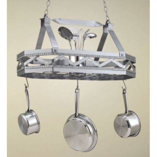 Sonoma 8 Sided Hanging Pot Rack