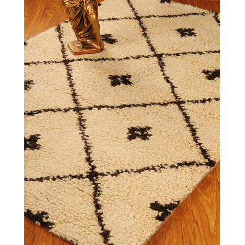 Coronado Cream Geometric Indoor Rug