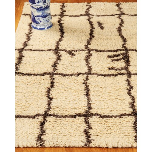 Colours Cream Geometric Indoor Rug