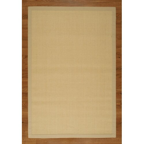 Natural Area Rugs Sisal Border Wilton Rug