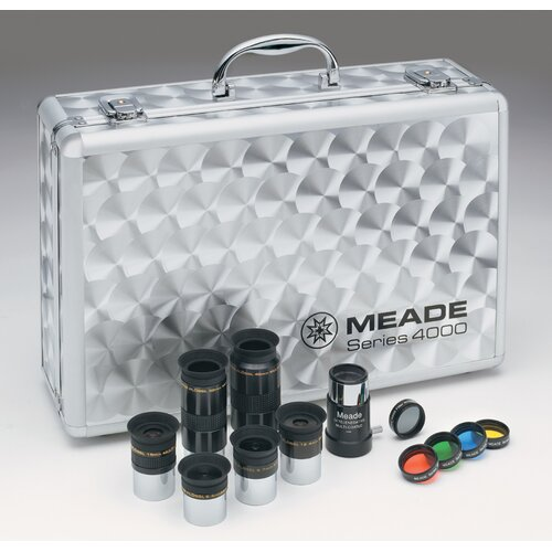Meade Instruments Series 4000 Eyepiece + Filter Set