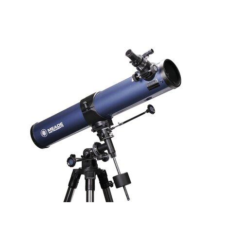Meade Instruments AutoStar 114EQ-AR Newtonian Reflector Telescope