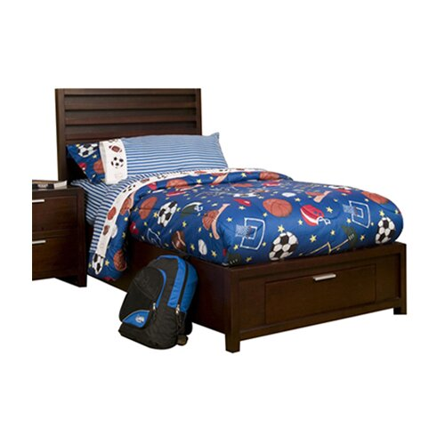 Alpine Furniture Camarillo Youth Platform Bed