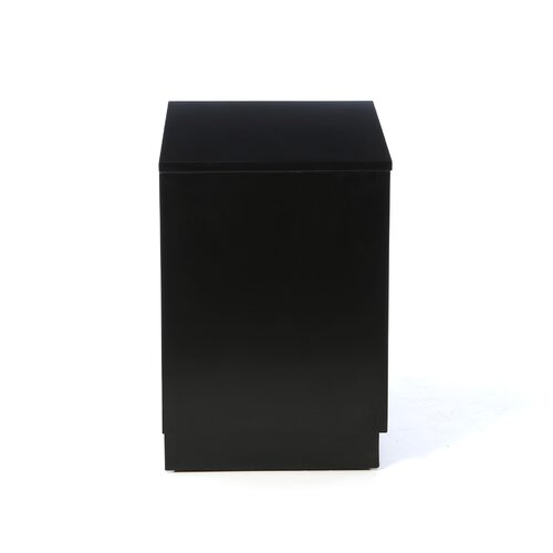 Alpine Furniture Manhattan 2 Drawer Nightstand