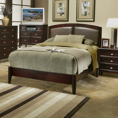 Alpine Furniture Westport Panel Bed