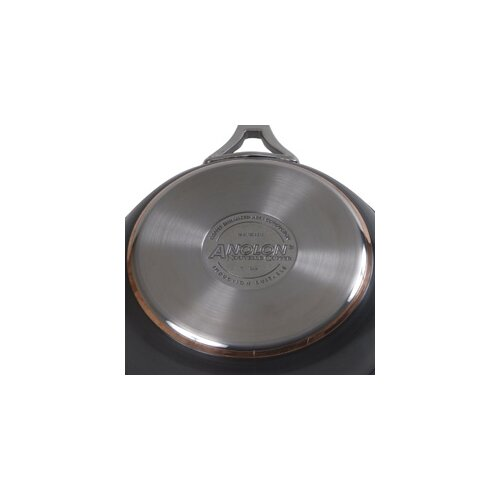 Anolon Nouvelle Copper 5.5-qt. Saucier with Lid
