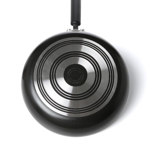 "Farberware 11"" Nonstick Skillet with Lid"