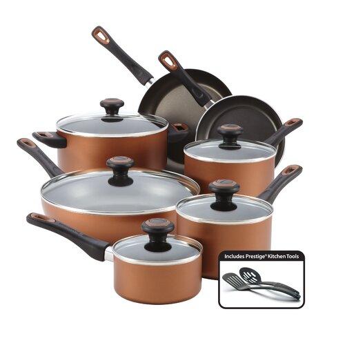 14-Piece Cookware Set