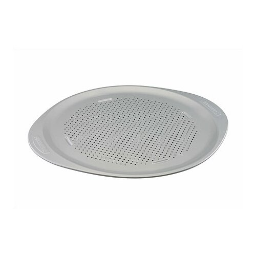 "Farberware Insulated Bakeware Nonstick Carbon Steel 15.5"" Pizza Pan"