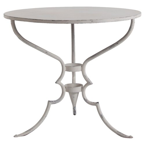Toulouse Painted Iron Side Table