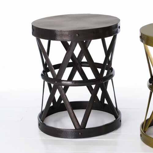 Costello Polished Accent Table