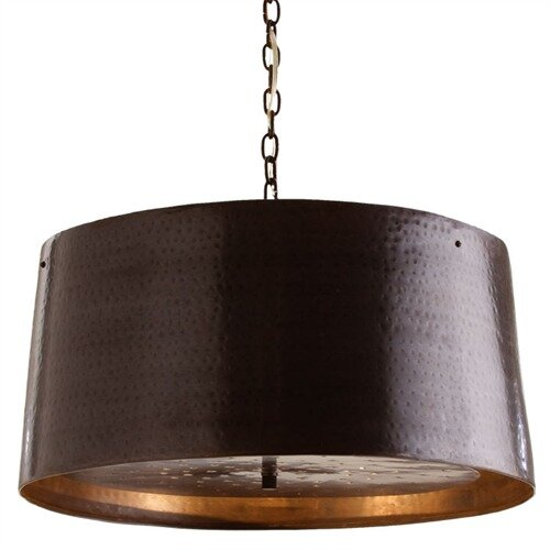 ARTERIORS Home 3 Light Drum Pendant