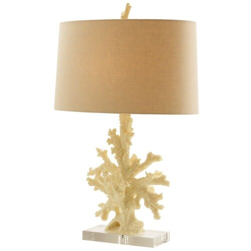 "ARTERIORS Home Boca 31"" H Table Lamp with Drum Shade"