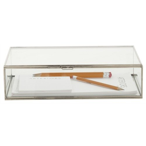 ARTERIORS Home Jedd Glass Document Box