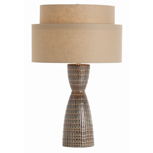 "ARTERIORS Home Carlsbad 28.5"" H Table Lamp with Drum Shade"