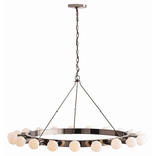 Gates 21 Light Mini Chandelier