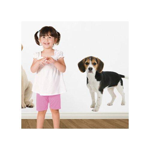 4 Walls Puppy Love Beagle Wall Decal