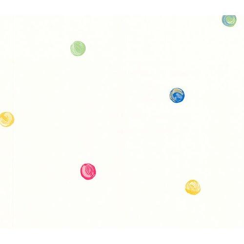 4 Walls Whimisical Wallpaper Polka Dots Wallpaper