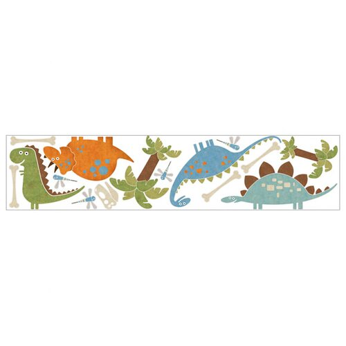 4 Walls Dino Might Freestyle Wall Decal