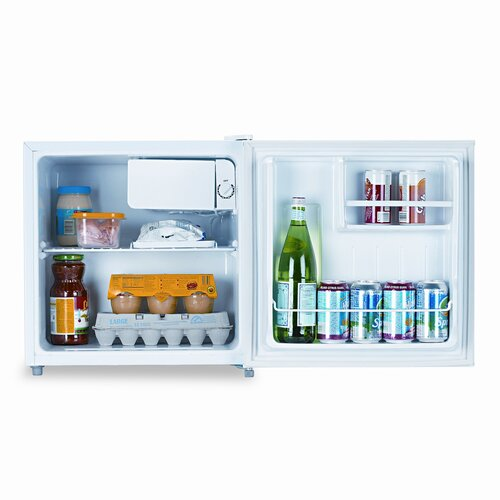 Sanyo Fisher Home Appliance 1.7 Cu. Ft. Compact Refrigerator