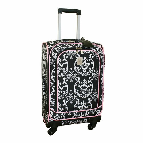 Jenni Chan Damask 360 Quattro Carry-on Spinner Upright